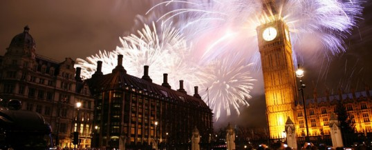 Vi ønsker alle et godt nytår – 2014
