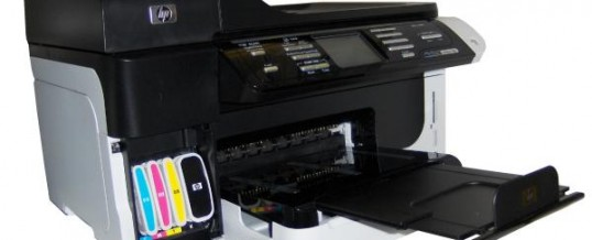 Udskift Printhead i HP Printer (HP Pro 8500 Series)