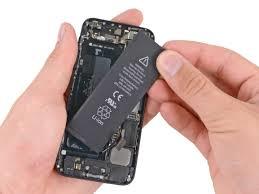 Udskiftning af Apple Iphone 5S Batteri