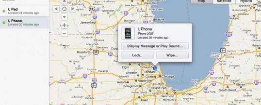 Sådan finder / Spore du din stjålne iPhone eller iPad