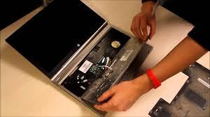 Udskift Tastatur på HP EliteBook 8560p & ProBook 6560b Bærbar.