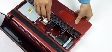 Udskift Tastatur på Acer Aspire & Emachines (5250, 5625G mfl.)