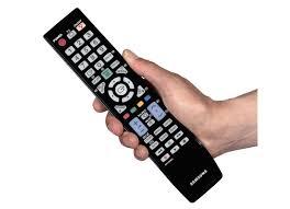 Ny Samsung eller Sony Fjernbetjening (Mest populære)