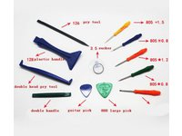 MicroSpareparts Mobile 12 Pieces Opening Tool Kit
