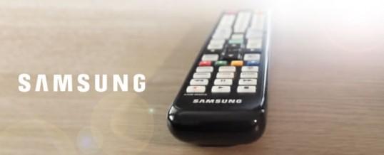 Ny Fjernbetjening til dit Samsung TV