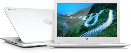 Udskift skærm på HP Chromebook 14 G1