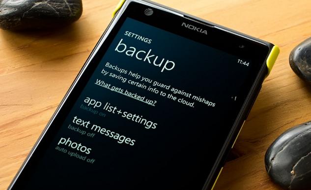Backup-af-Microsoft-lumia-mobiltelefon