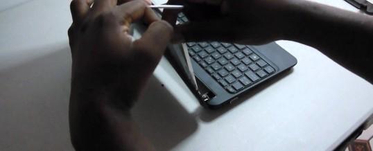 Udskift skærmen på Medion Akoya MD98360 Bærbar