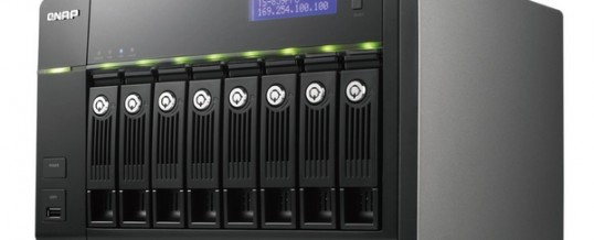Ny Strømforsyning til Qnap NAS Server?